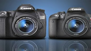 Comparing Canon t3i (600d) & Canon 70D Autofocus For Beauty Videos