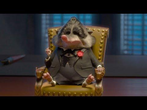 """Мистер BIG! - """"Зверополис"""" отрывок из фильма"""