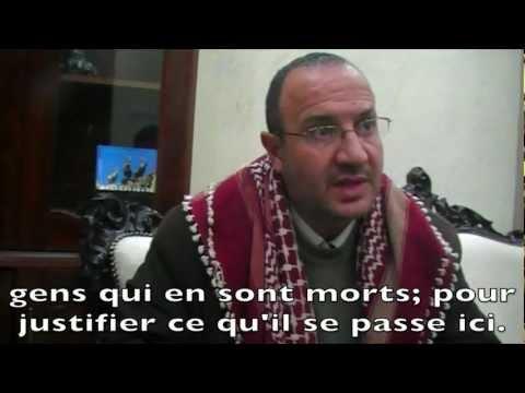 Les arabes de Jérusalem, d'Israël et de Cisjordanie