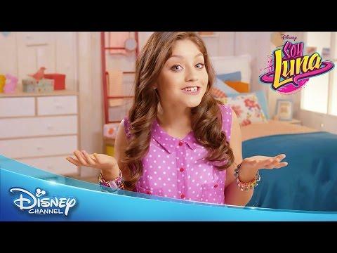 Soy Luna (Zrób to sam) – Ozdabianie koszulki. Tylko w Disney Channel!