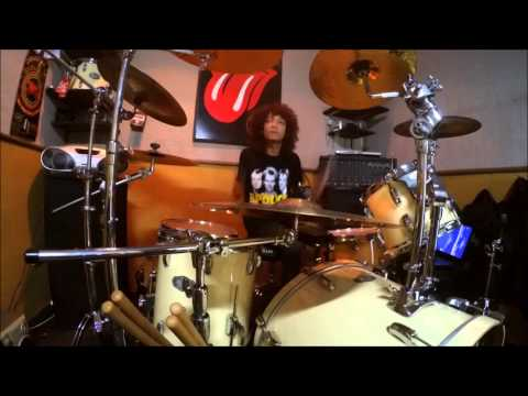THE SIGIT  - NO HOOK  (COVER DRUM) Arief Nugraha 132050203