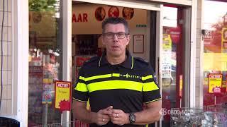 Politie zoekt nog steeds naar dader overval Kruidvat Eindhoven
