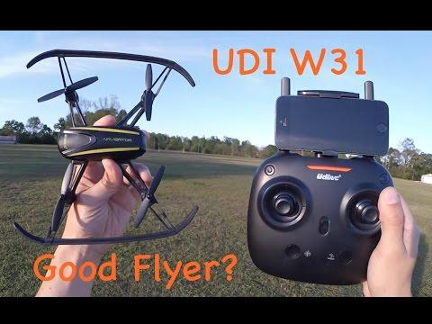 UDI Navigator U31W - Outdoor Review