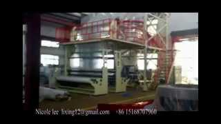 China Plastic Agriculture  PE film blowing machine
