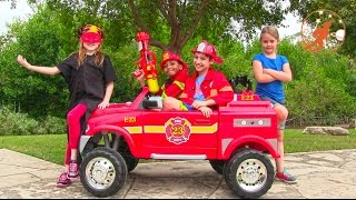 Video Little Heroes 15 - Fire Water, The Fire Engine and The Return of The Spark download MP3, 3GP, MP4, WEBM, AVI, FLV Agustus 2017