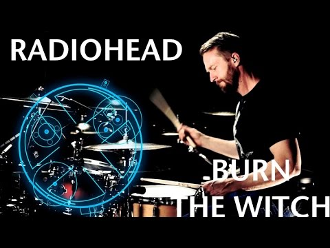 Radiohead // Burn the Witch // Johnkew Drum Cover