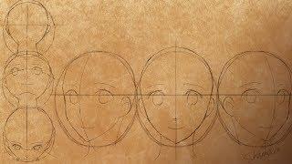 Профессиональные Курсы Рисования Манги. Урок 1. Голова и Лицо [Промо](Если хотите научиться рисовать, то Профессиональные Курсы Рисования Манги - лучший способ! Подробная инфор..., 2014-06-30T05:36:25.000Z)