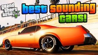GTA Online: The Best Sounding Cars - Best Sounding Cars Showcase! (GTA 5 Best Cars)