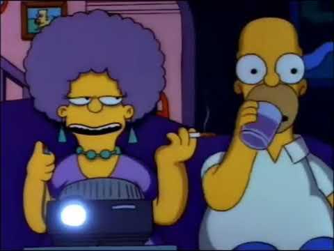 Homero descubre el Lean (Los Simpson) CODEINA -PURPLE DRANK