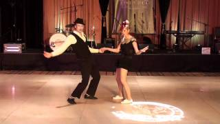 Repeat youtube video ILHC 2011 - Classic Lindy - Kevin St. Laurent & Jo Hoffberg - 2nd Place