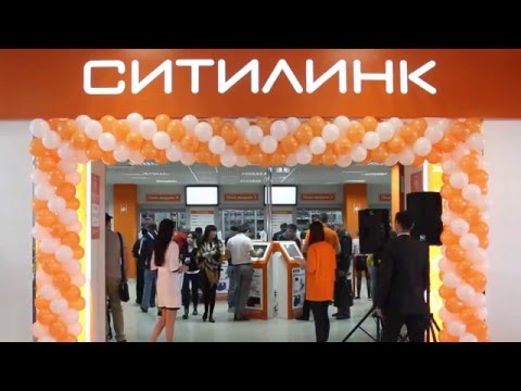 UTV. Ситилинк открыл центр терминальной торговли в Уфе