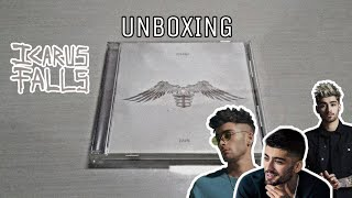 Unboxing ICARUS FALLS ZAYN Indonesia