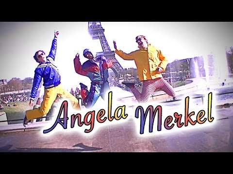 Gestapo Knallmuzik - Angela Merkel [Öfficial Muzik Video]