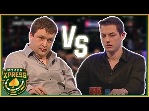 Tom Dwan Vs. Tony G: Memorable And Exciting Poker Hands!