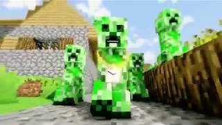 Creeper rap-Slow mo!