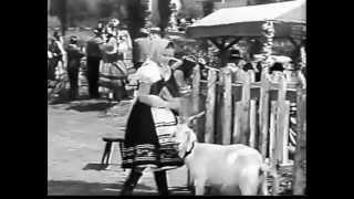"""Deanna Durbin in """"Spring Parade"""" (1940)"""