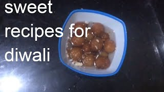 special sweets recipes for diwali | quick sweet recipes for diwali | new sweets recipes for diwali