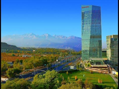 Top10 Recommended Hotels In Almaty, Kazakhstan