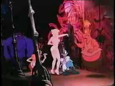 My Life With The Thrill Kill Kult - Sex on Wheelz (Ralph Bakshi Director)