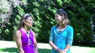 Denise Zimmermann Post-2015 Ultra-Trail du Mont-Blanc Interview
