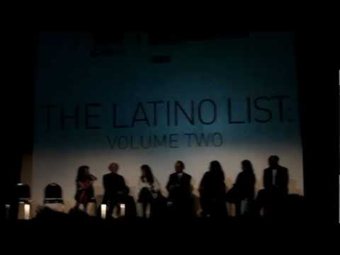 "Q & A with The Cast and Crew of ""Latino List; Volume 2"""