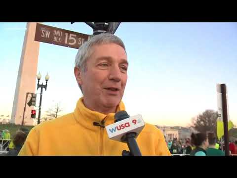 The Credit Union Cherry Blossom Ten Mile Run and 5K Run-Walk