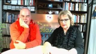 web TV EDC Christine André et Reynald Roussel 16 janvier 2015