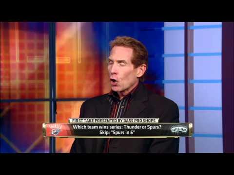NBA: Thunder or Spurs?