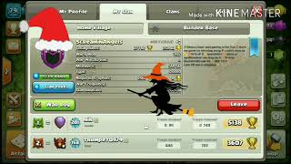 The #best clan# of clash of clans check war log🙏