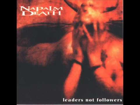 Napalm Death-Politicians (Raw Power Cover)with lyrics