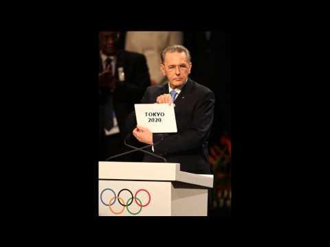 LIVE OLYMPICS 2020 FINAL ANNOUNCEMENT