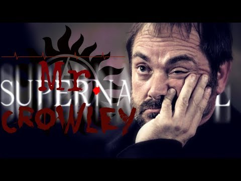 Mr. Crowley l supernatural
