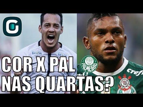 Oitavas Da Libertadores | Corinthians X Palmeiras Nas Quartas?- Gazeta Esportiva (05/06/18)