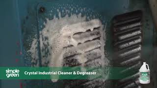Simple Green Crystal Industrial Cleaner & Degreaser