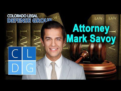 Mark Savoy – Criminal Defense Attorney at Colorado Legal Defense Group