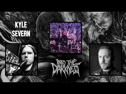 1 Hour 6 Minutes with Kyle from INCANTATION | INTO THE DARKNESS Interview Series
