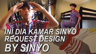 The Onsu Family - Ini dia kamar Sinyo, request design by Sinyo