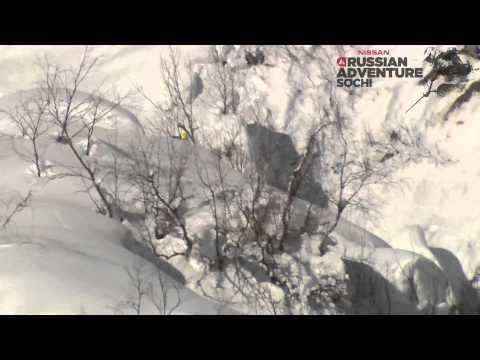 Samuel Anthamatten - Ski Run First Place in Sochi