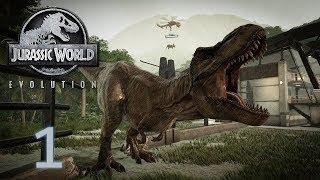 Jurassic World Evolution - E01 - It Begins