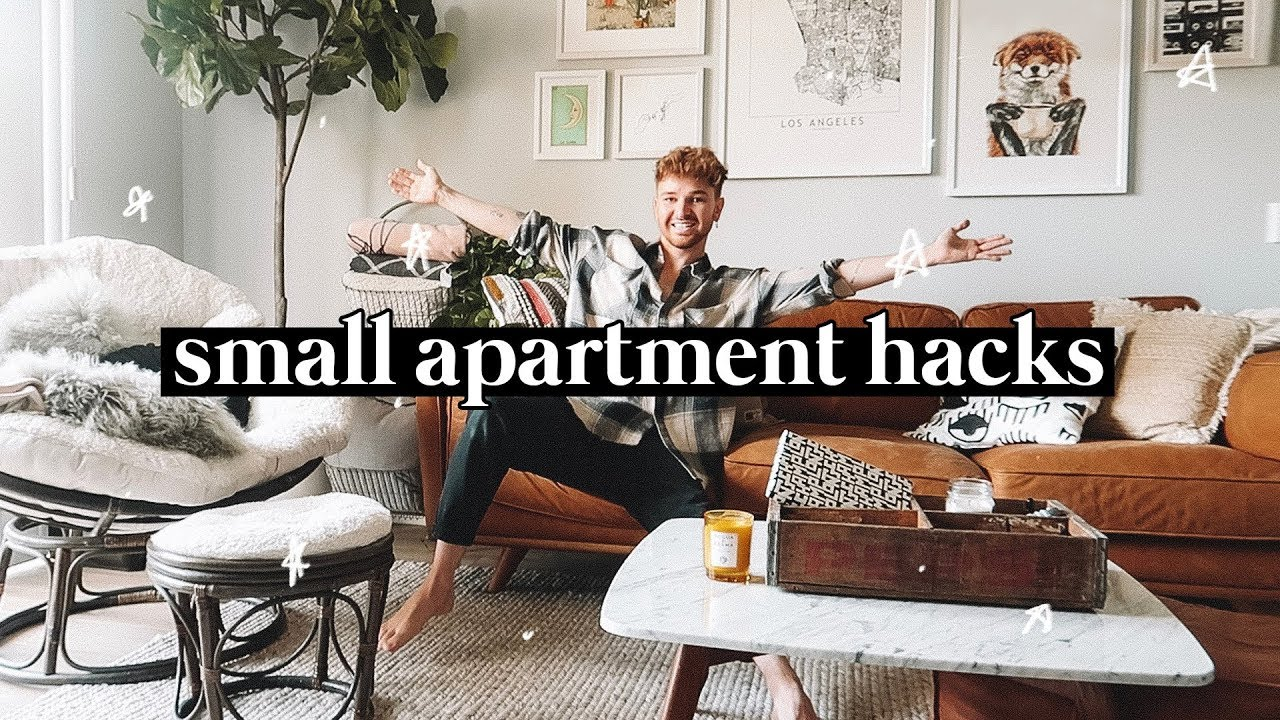 10 Small Apartment Decorating Tips Hacks Lone Fox