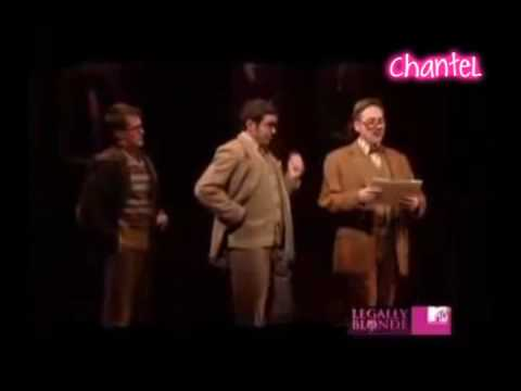 Legally Blonde The Musical//What You Want