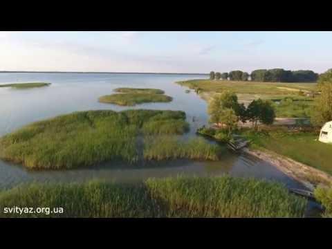 рыбалка на озере свитязь украина