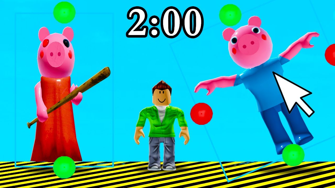 7 PIGGY BUILD MODE Things You Didn't Know in Roblox!