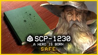 SCP-1230 │ A Hero is Born │ Safe │ Dream affecting SCP