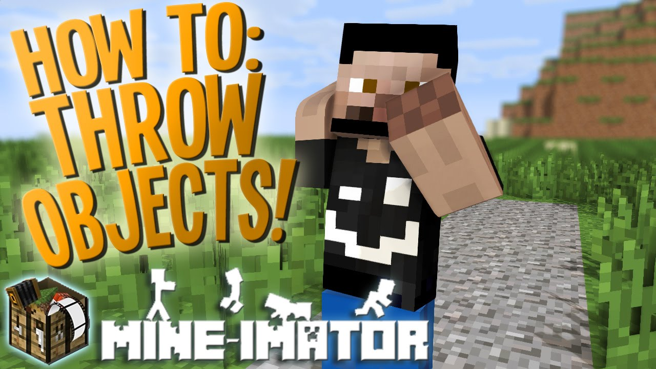 how to make minecraft objects