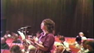 163 NIH NIMH ECT Conference1985/06/12 32b1d Judi Chamberlin - Report Violates Itself
