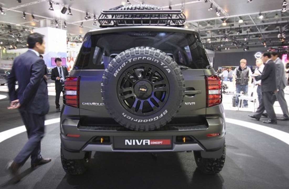 #890. Chevrolet Niva 2016 Concept [RUSSIAN CARS] - YouTube