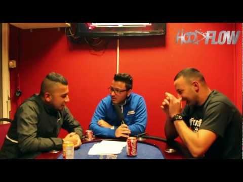 HoodFlow.de - SadiQ & Dú Maroc: Narkotic ist unsere Alternative (Interview)