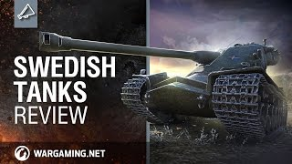World of Tanks - Swedish Tanks Review