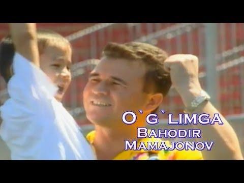 Bahodir Mamajonov - O`g`limga | Баходир Мамажонов - Углимга